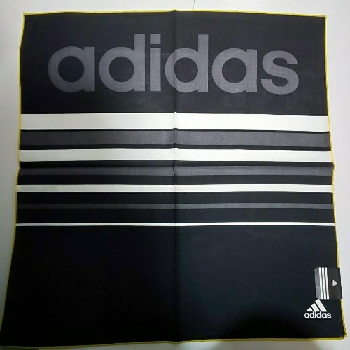 新品 adidas ランチーフ 3枚セット アディダス ランチクロス 給食ナフキンに _画像3