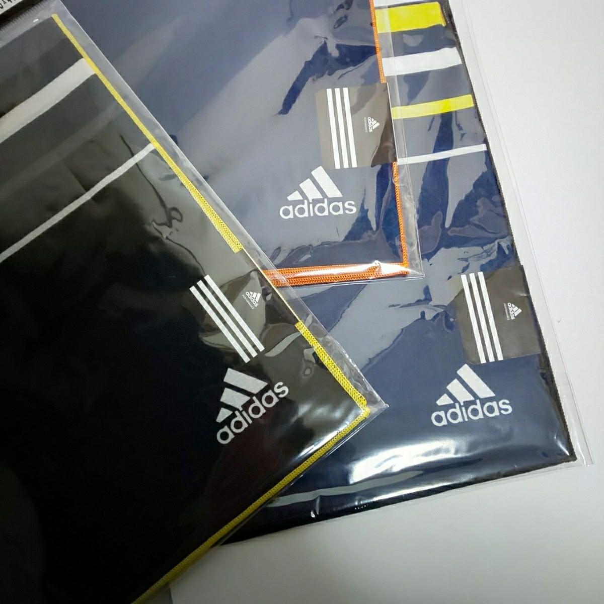 新品 adidas ランチーフ 3枚セット アディダス ランチクロス 給食ナフキンに _画像4