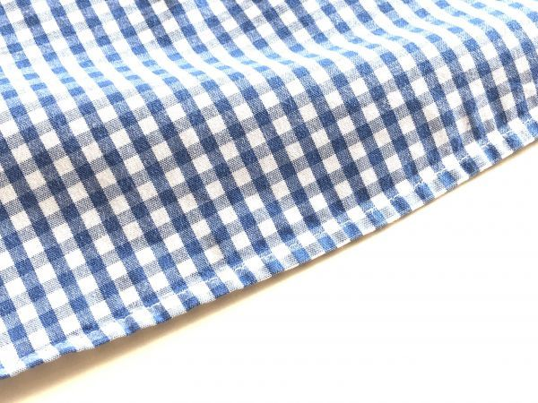 【アバクロンビー&フィッチ / アバクロ (Abercrombie&Fitch)】長袖ギンガムチェックシャツ size:L(XL-3L相当) ※185円で全国発送可_画像5