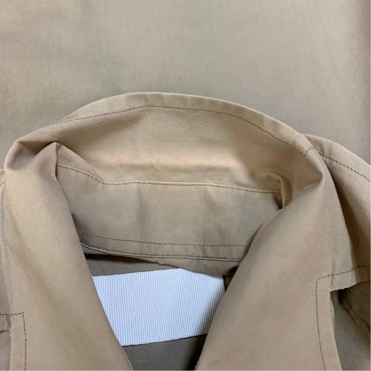 Martin Margiela 初期 変形カットオフシャツ 白タグ 2003SS アーティザナル Maison メゾンマルタンマルジェラ 1円スタート レディース _画像9