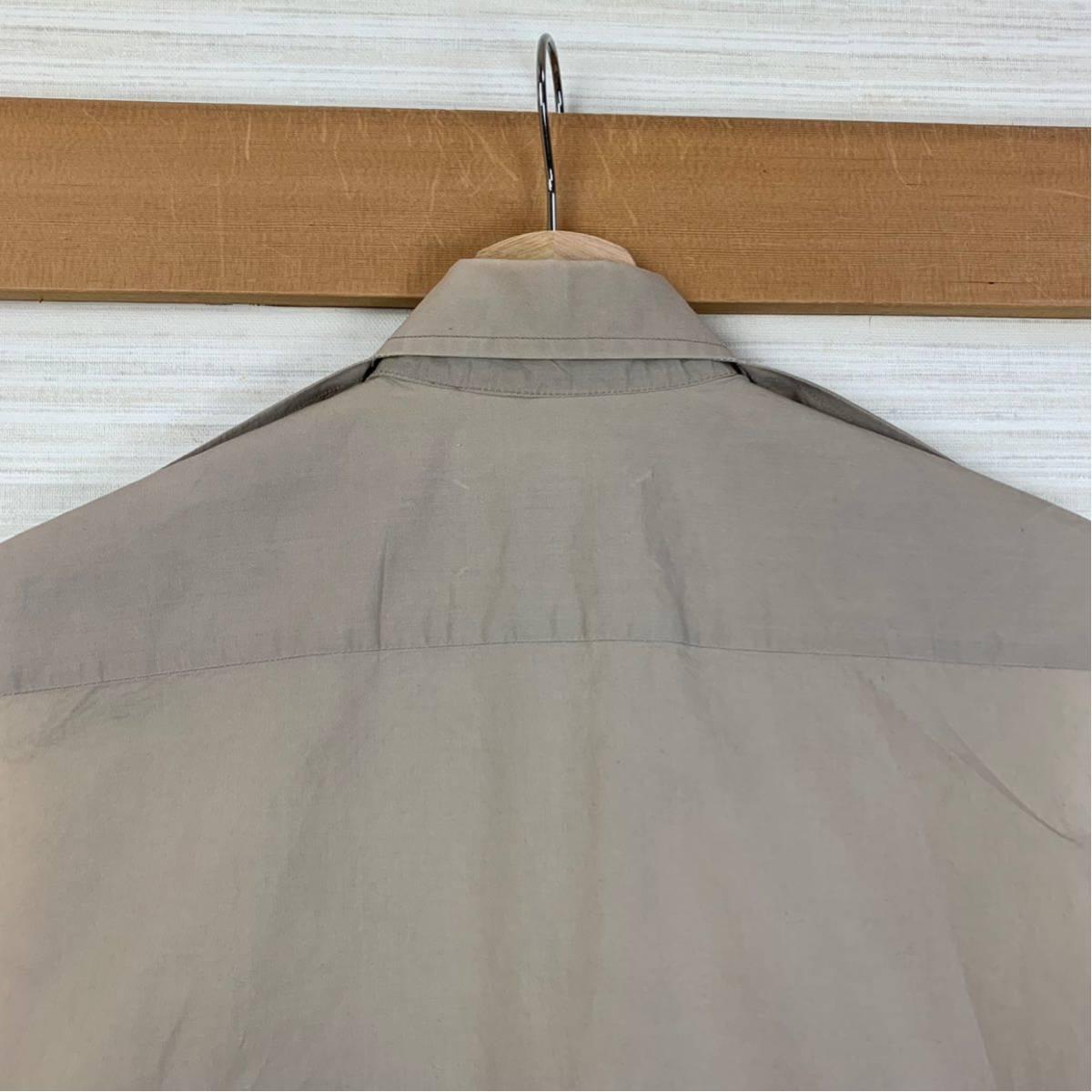 Martin Margiela 初期 変形カットオフシャツ 白タグ 2003SS アーティザナル Maison メゾンマルタンマルジェラ 1円スタート レディース _画像7