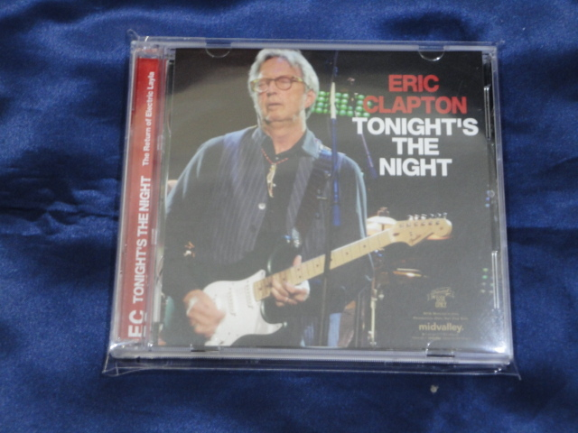 Mid Valley 2CD-R Eric Clapton Tonight's The Night The Return of Electric Layla_画像1