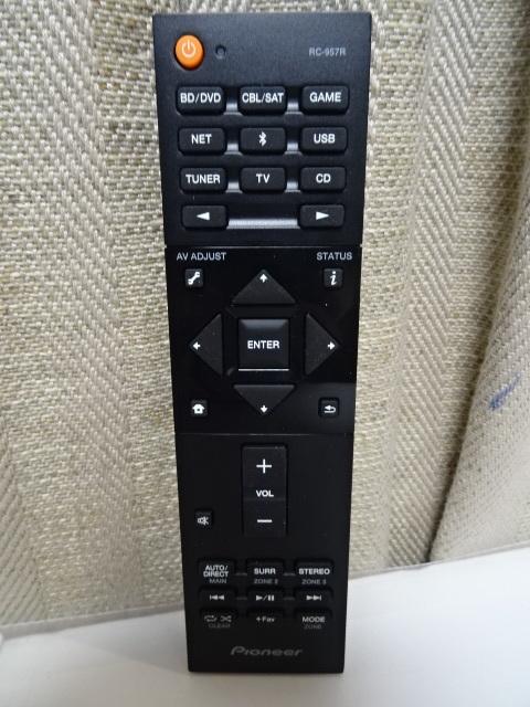 パイオニア VSX-832 展示品1年保証 Dolby Atmos、DTS:Xに対応した5.1chAVレシーバー_画像10