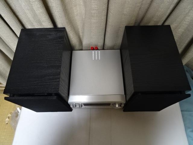 Panasonic パナソニック SC-PMX80S ハイレゾ対応ミニコンポ 展示品 1年保証 _画像5
