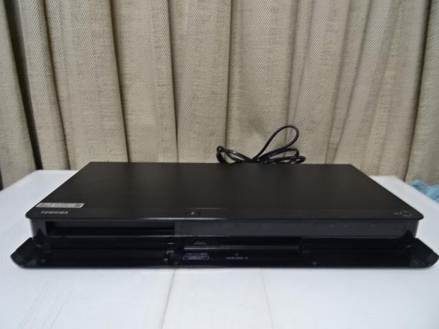TOSHIBA 東芝 DBR-W1008 展示品1年保証 2チューナー搭載'時短'レグザブルーレイ 2番組同時録画 1TB_画像5