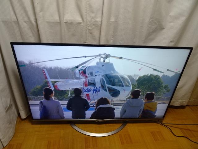 シャープ LC-55US5(55型)「COCORO VISION」を搭載4K液晶テレビ 展示品 1年保証_画像2