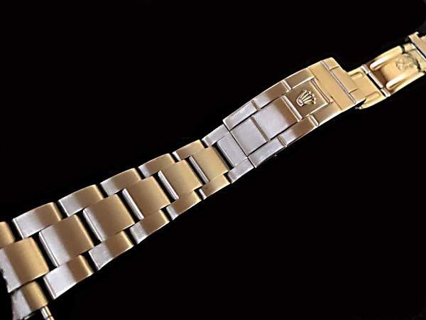 上品質/美品 ROLEX ロレックス サブマリーナ 16610T F番 日本ロレックスOH見積 完全オリジナル 王冠透かしマーク _画像6