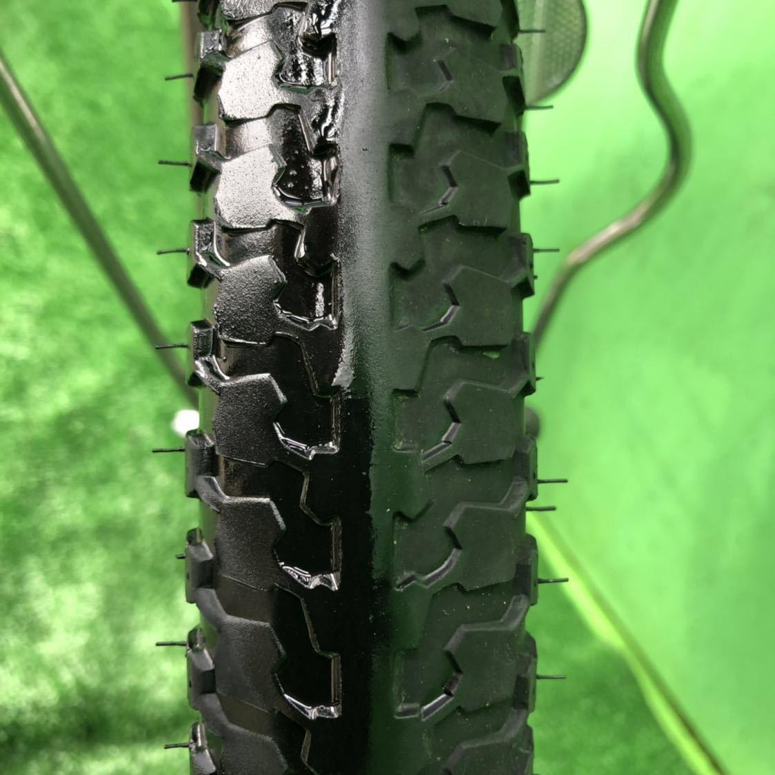 ヤマハ電動自転車 20インチ グリーン_画像7
