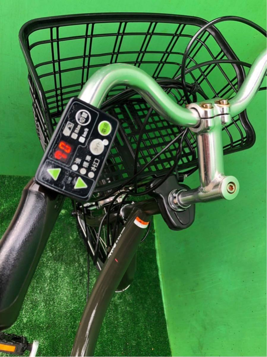 ヤマハ電動自転車 20インチ グリーン_画像4