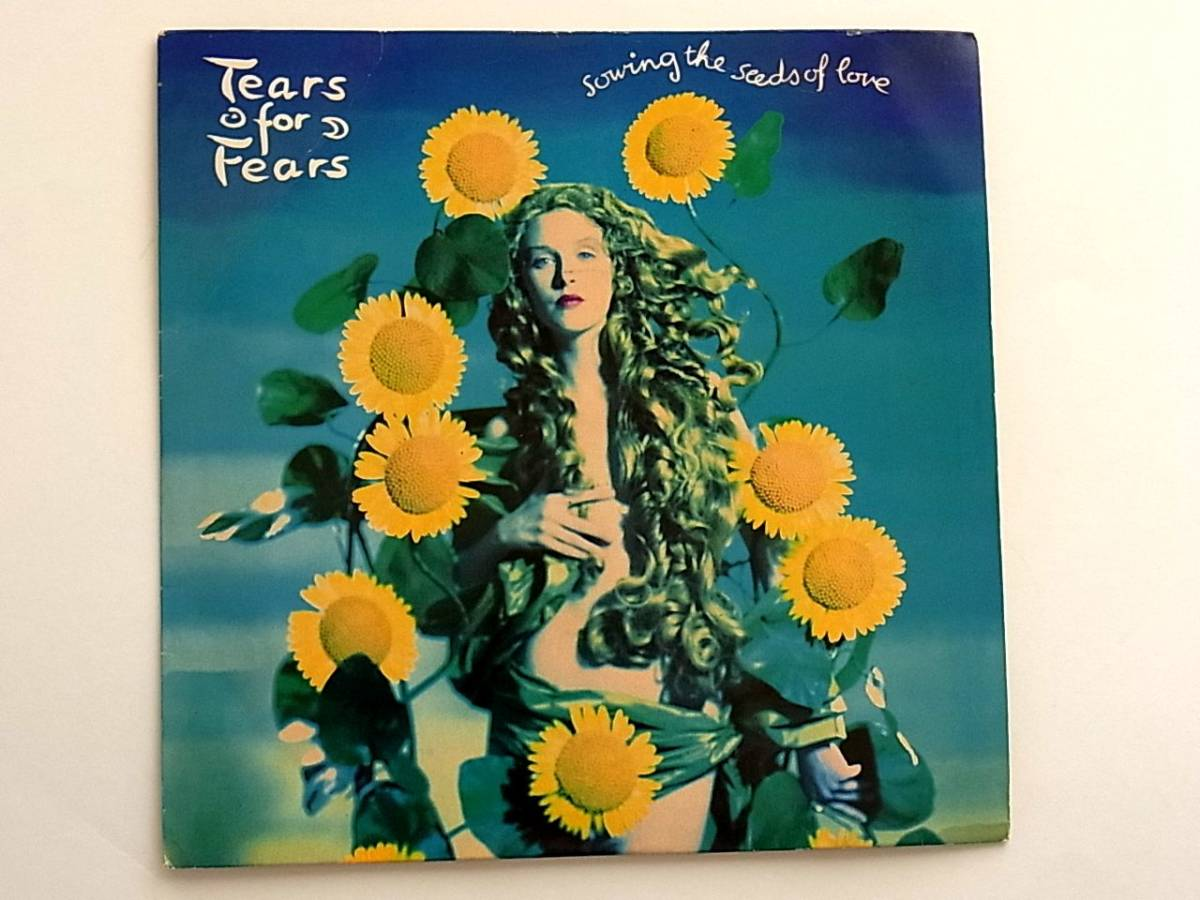 "[t050]★UK盤EP★ティアーズ・フォー・フィアーズ★Tears For Tears★Sowing The Seeds Of Love (7"" Version)★TFF★7inch★"
