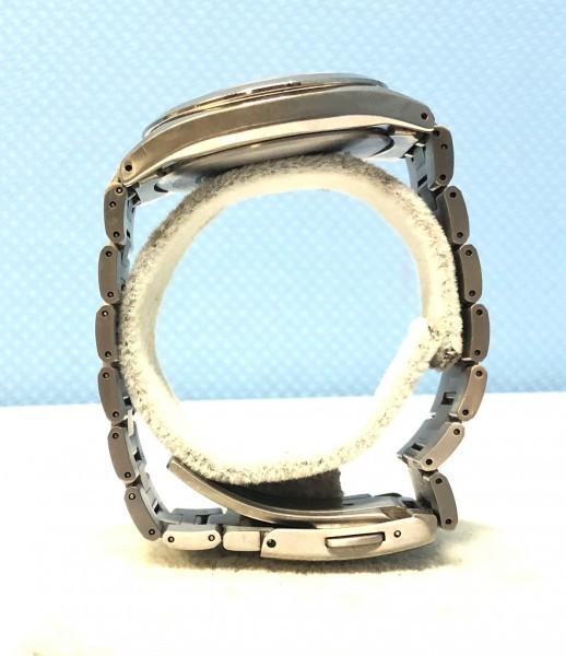 34271 CITIZEN ATTESA ECO-DRIVE シチズン アテッサ エコドライブ 腕時計 黒 ソーラー 電波 H804-T018696 稼働中_画像5
