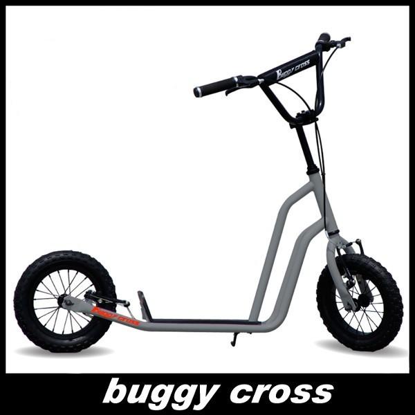 【新品1円~】Buggycross バギークロス ルナメタル 12inch新感覚キックスクーター キックボード レジャー アウトドア No.2