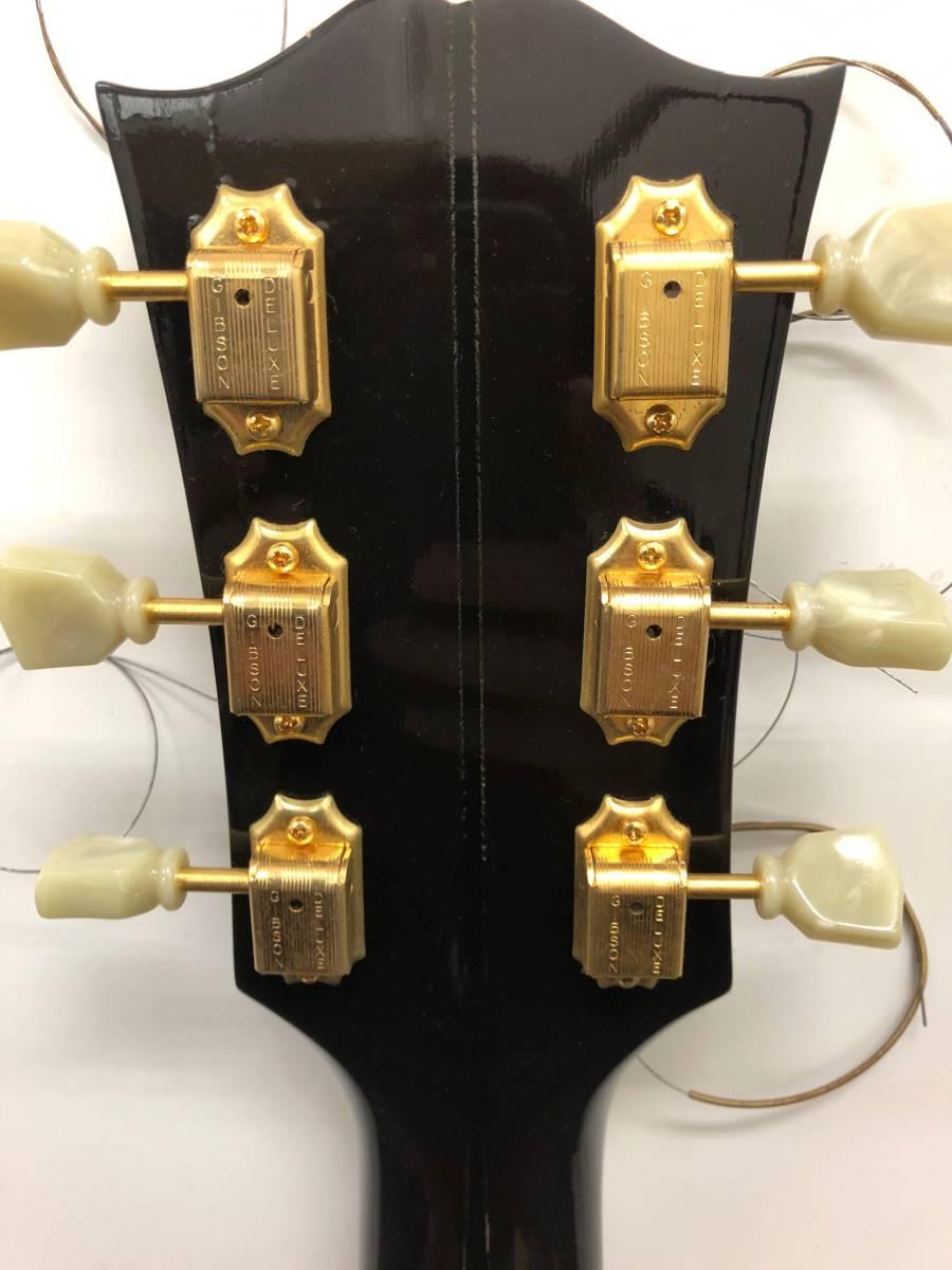 【8036】Gibson/ギブソン クラッシックギター 1996年製 LTD58-J-200VS 中古品 写真要確認 送料別途記載 180サイズ 簡易包装発送_画像7
