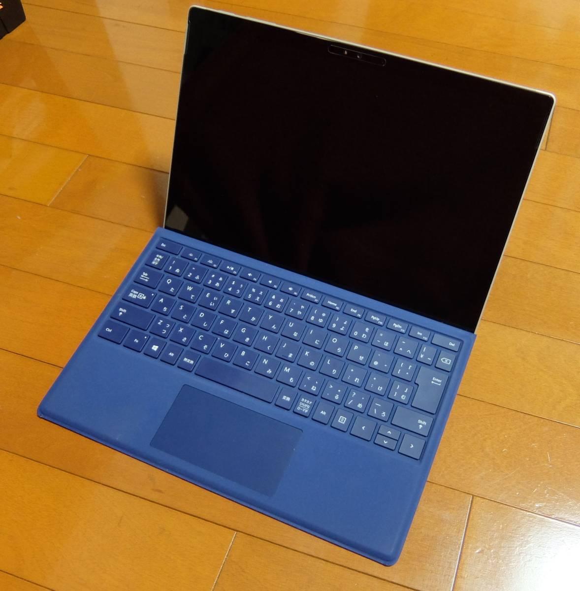 Surface Pro 4 (Core i5 / メモリ4GB / SSD128GB)純正タイプカバー、Surfaceペン付き_画像2