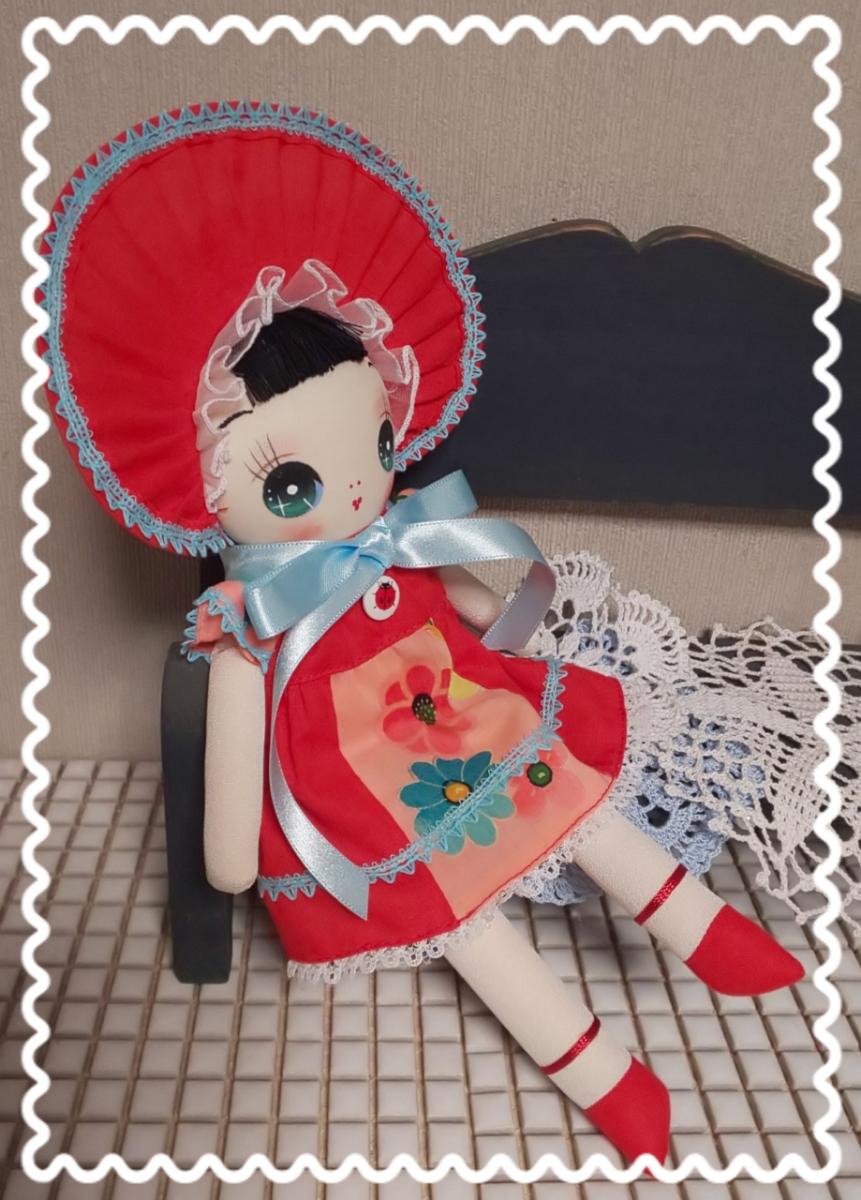 heartdolls*文化人形 竜子30cm位_画像4