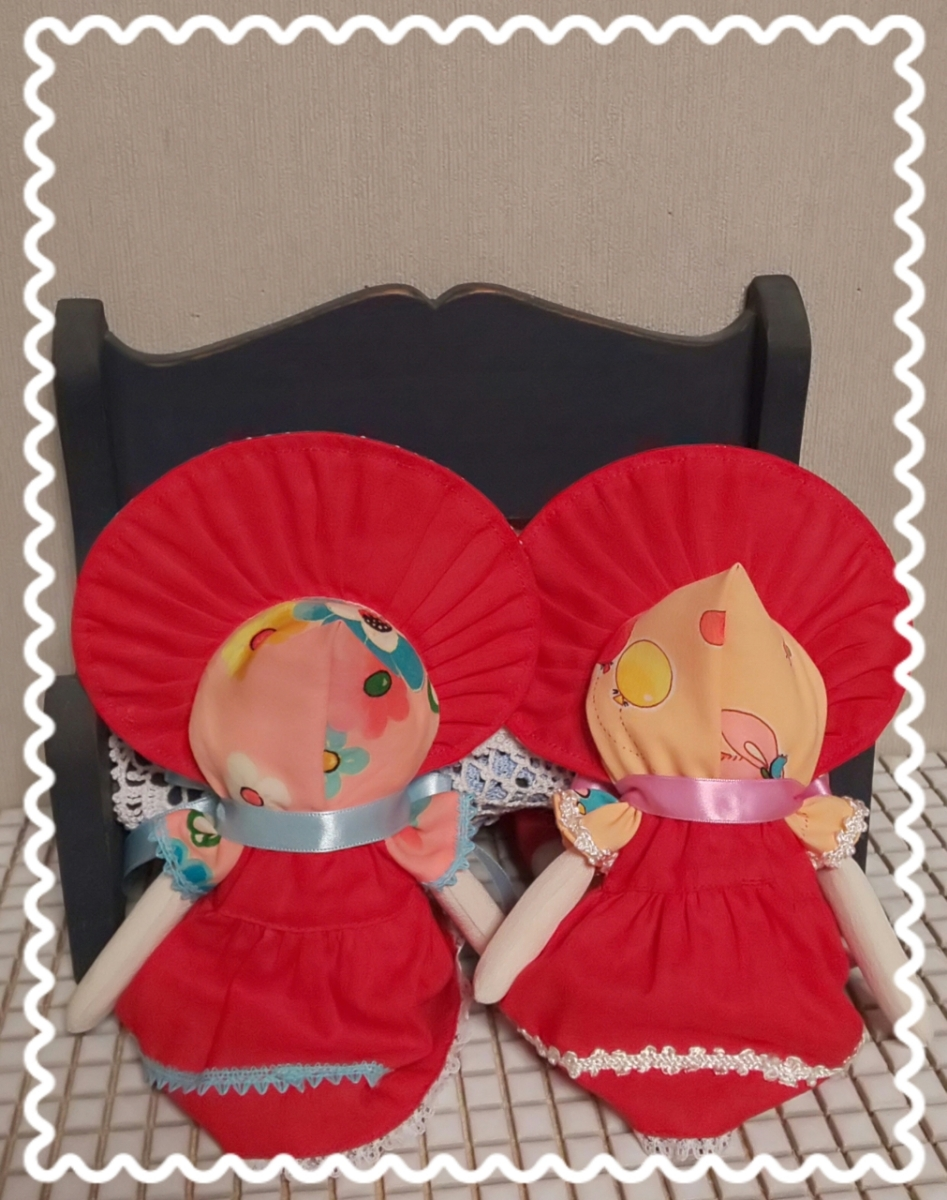 heartdolls*文化人形 竜子30cm位_画像6