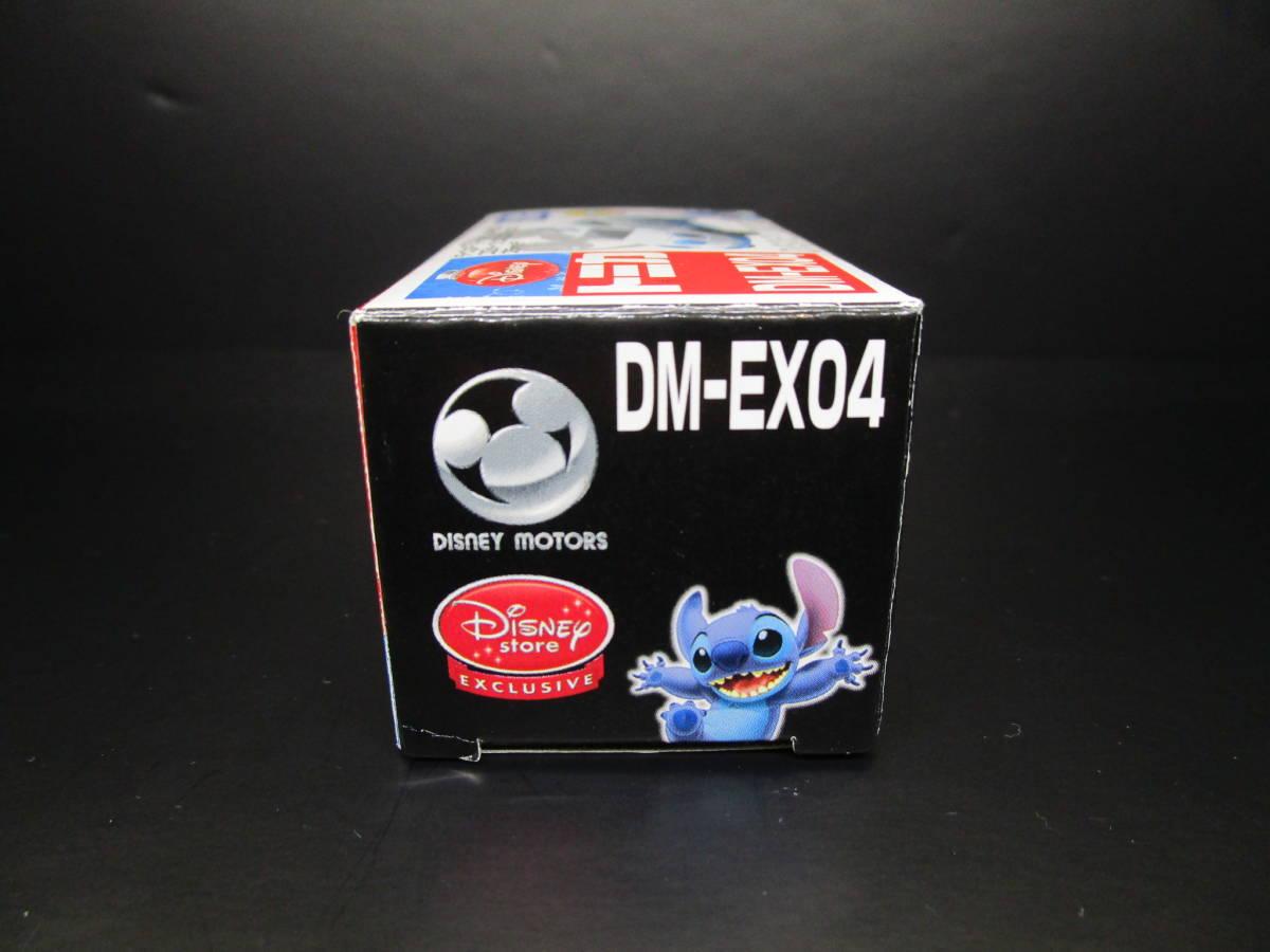 ☆ ディズニー トミカ DM-EX04 コロット クリスマス エディション スティッチ 未開封_画像2