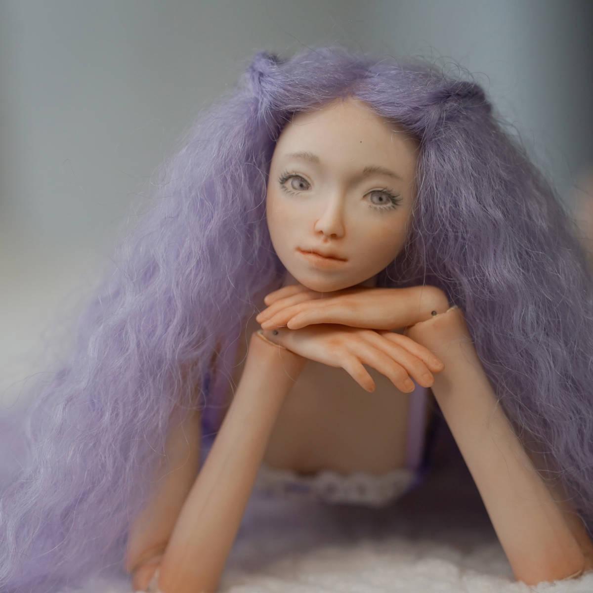 ビスクドール 球体関節人形 創作人形 Chico Doll by Chiemi Takeda