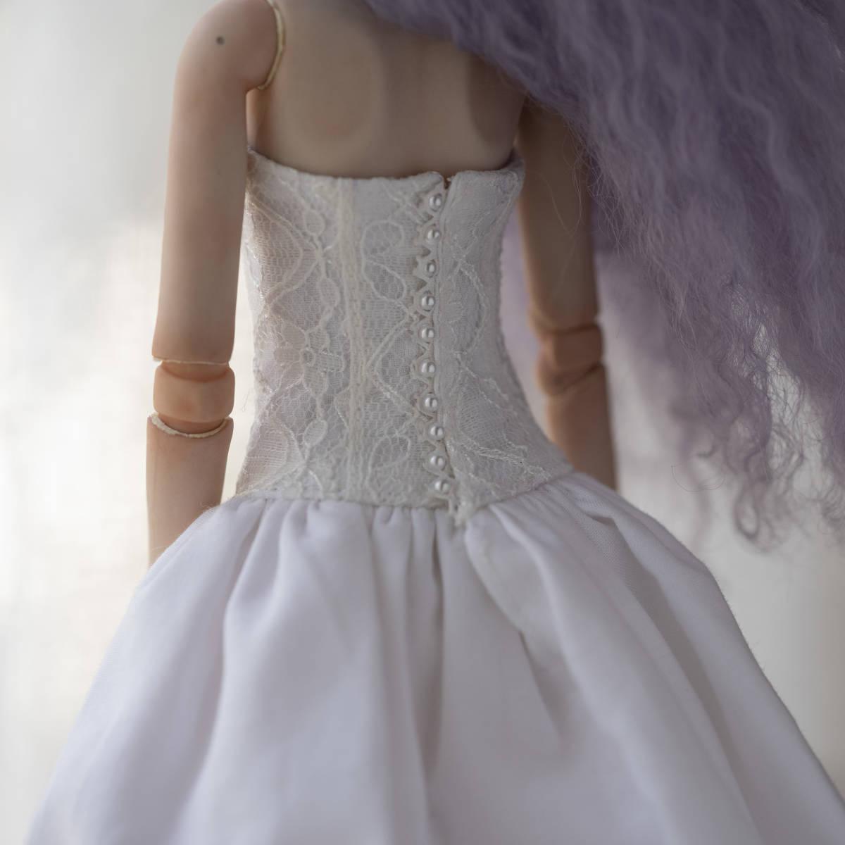ビスクドール 球体関節人形 創作人形 Chico Doll by Chiemi Takeda_画像9