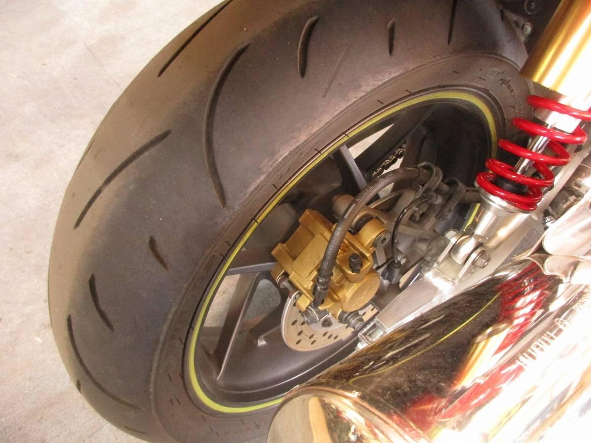【MFD横浜店】ホンダ CB400SB スーパーボルドール 2015年初年度登録 LEDヘッドライトモデル♪_画像9