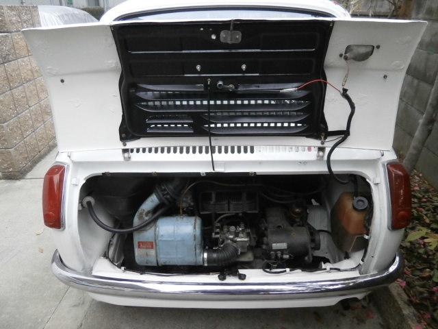 希少 旧車 スバルR-2 左ハンドル 検査付き_画像6