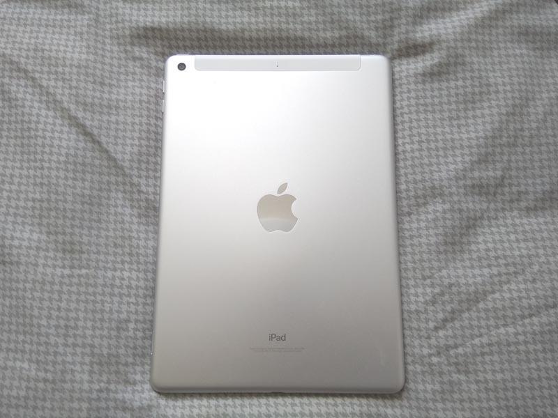 【美品】SIMフリー iPad 6 第6世代 2018 Wi-Fi + Celluler 32GB 保証期間あり!_画像3
