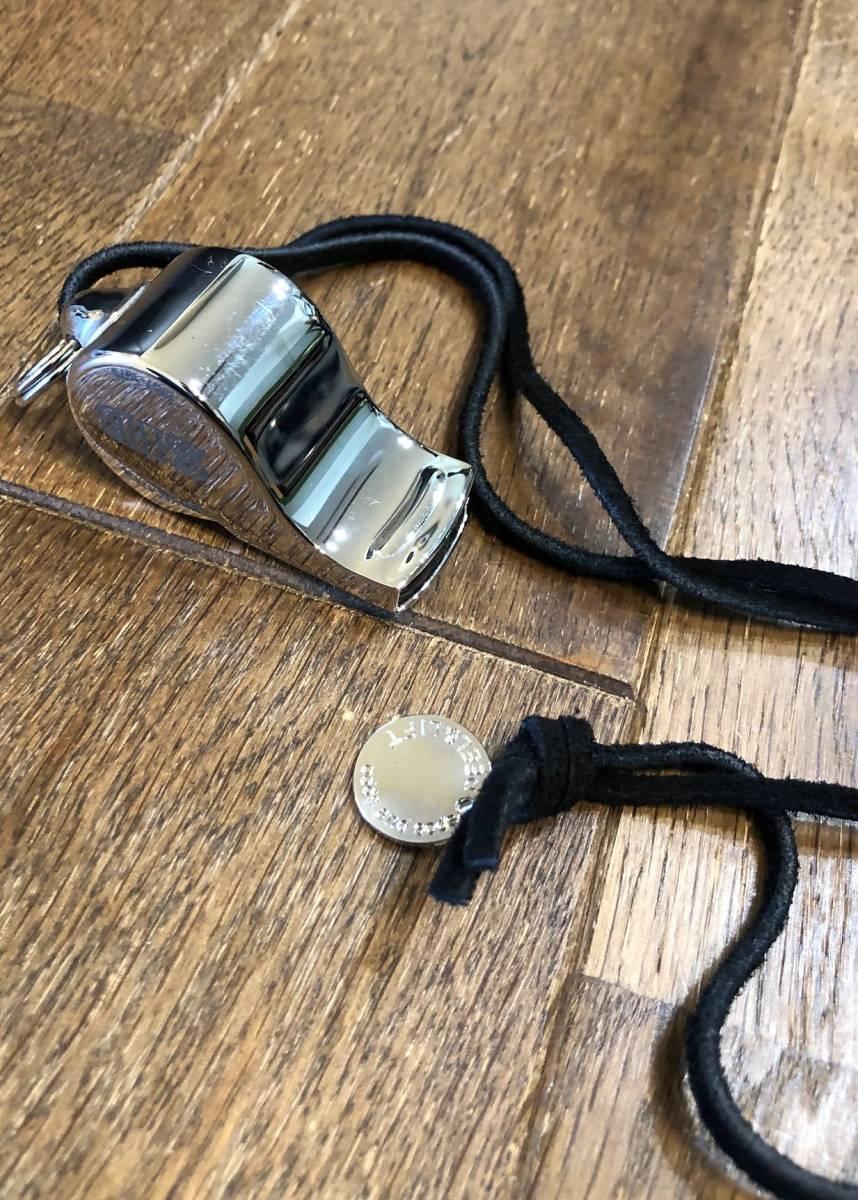 PEEL&LIFT Acme Thunderer Whistle ホイッスル ネックレス シド ヴィシャス _画像4