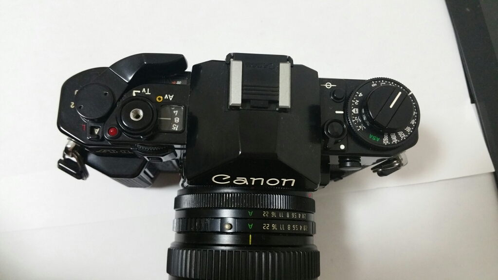 キヤノンA-1 トキナー24-40mm f2.8_画像2
