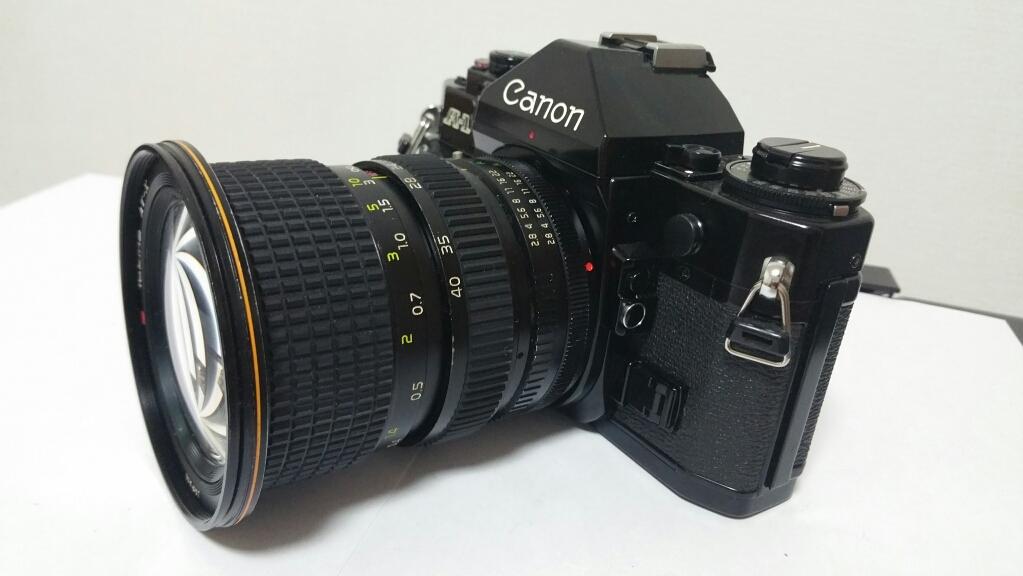 キヤノンA-1 トキナー24-40mm f2.8_画像6