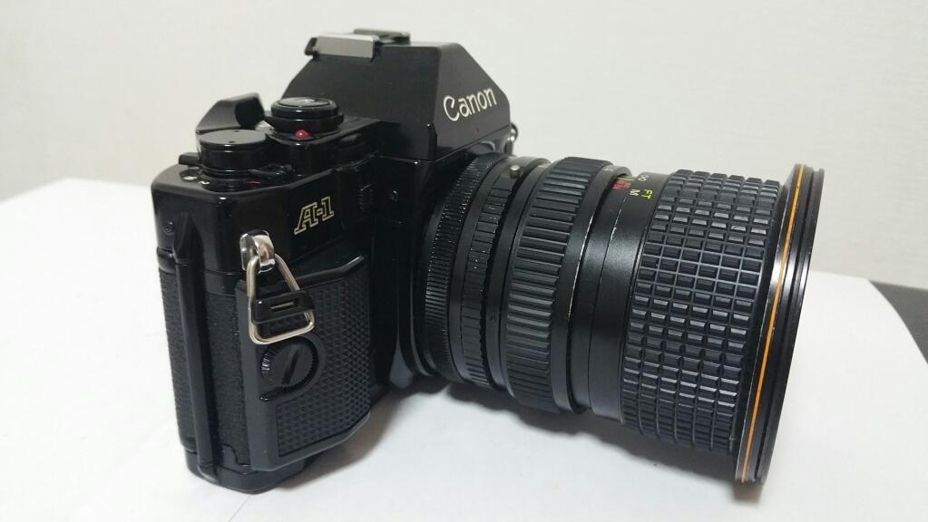 キヤノンA-1 トキナー24-40mm f2.8_画像8
