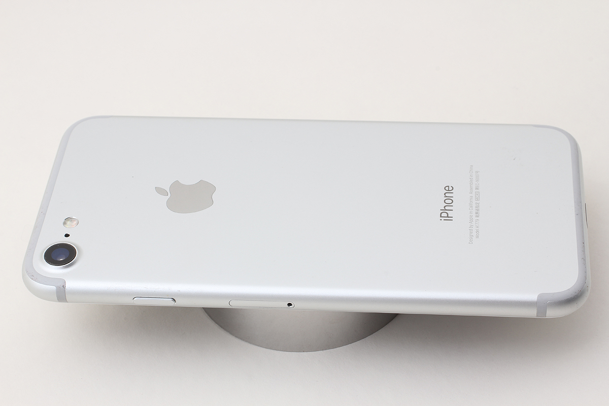 ★超美品★iPhone 7 128GB シルバー(Softbank) 判定〇 バッテリー残量87% アクティベーションロック解除済 #7-78_画像6