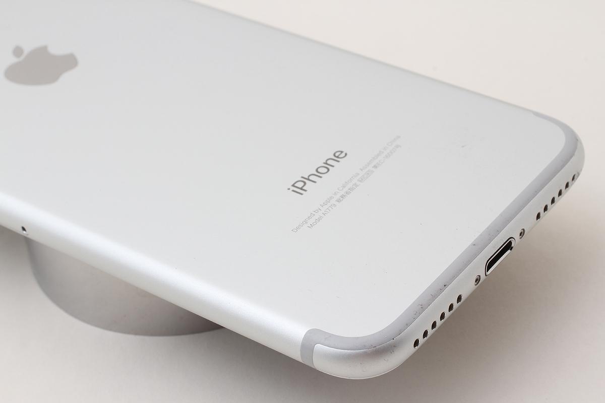 ★超美品★iPhone 7 128GB シルバー(Softbank) 判定〇 バッテリー残量87% アクティベーションロック解除済 #7-78_画像5