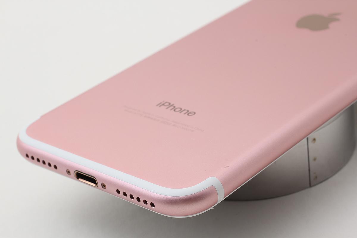 ★超美品★iPhone 7 32GB ローズゴールド(au) 判定〇 バッテリー残量88% アクティベーションロック解除済 #7-80_画像4