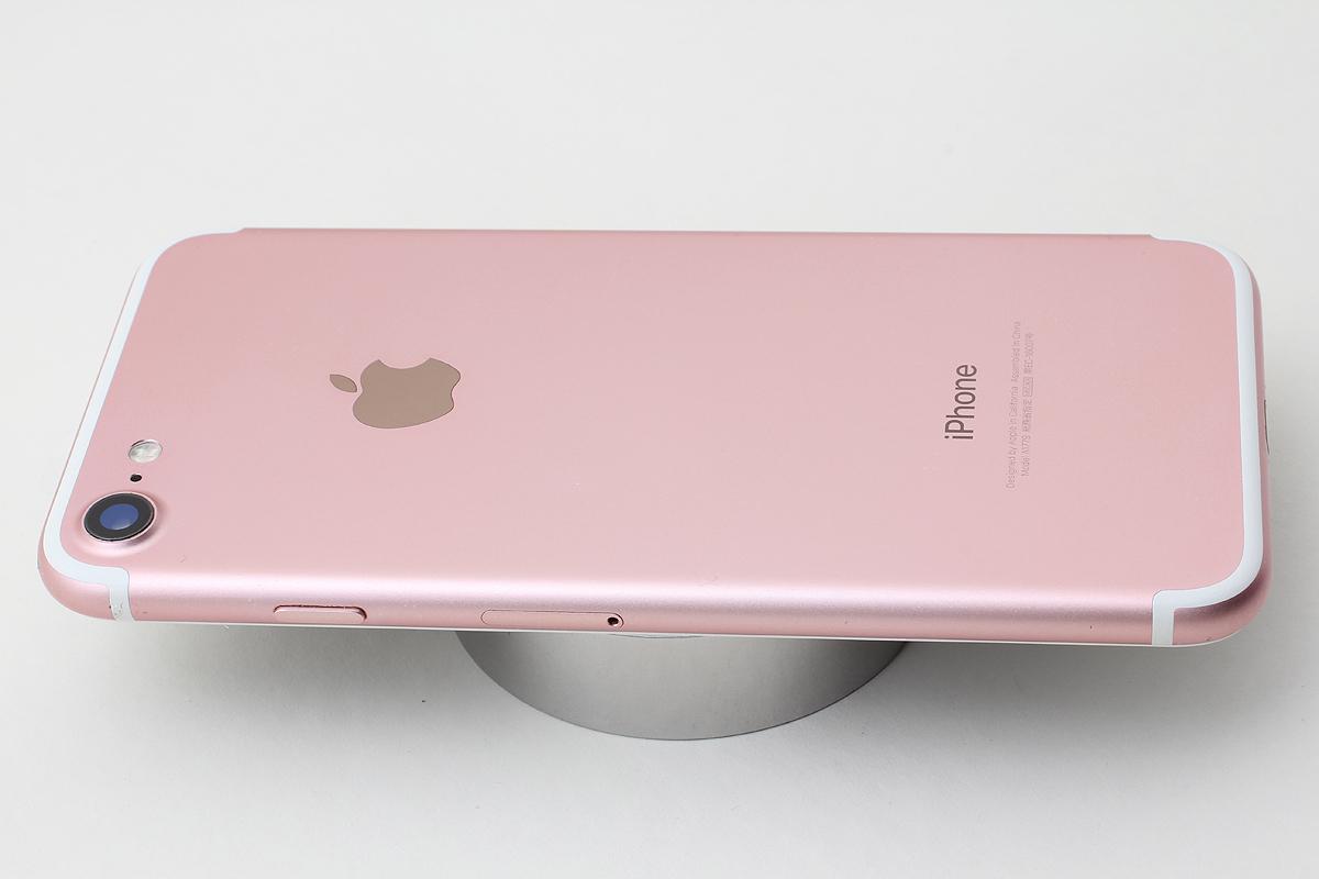 ★超美品★iPhone 7 32GB ローズゴールド(au) 判定〇 バッテリー残量88% アクティベーションロック解除済 #7-80_画像6