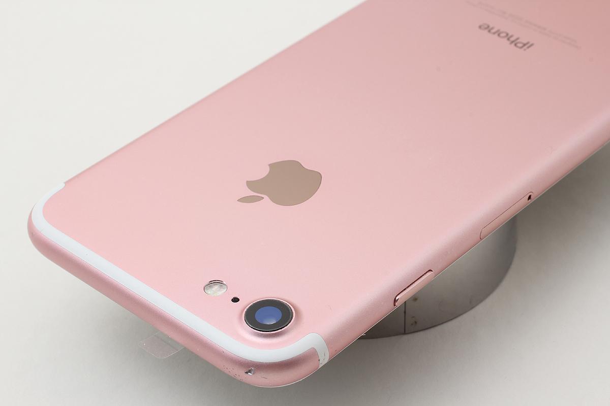 ★超美品★iPhone 7 32GB ローズゴールド(au) 判定〇 バッテリー残量88% アクティベーションロック解除済 #7-80_画像2