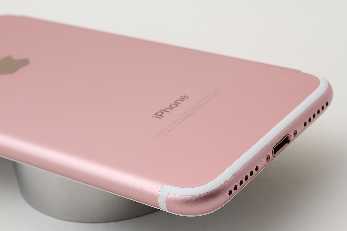 ★超美品★iPhone 7 32GB ローズゴールド(au) 判定〇 バッテリー残量88% アクティベーションロック解除済 #7-80_画像5
