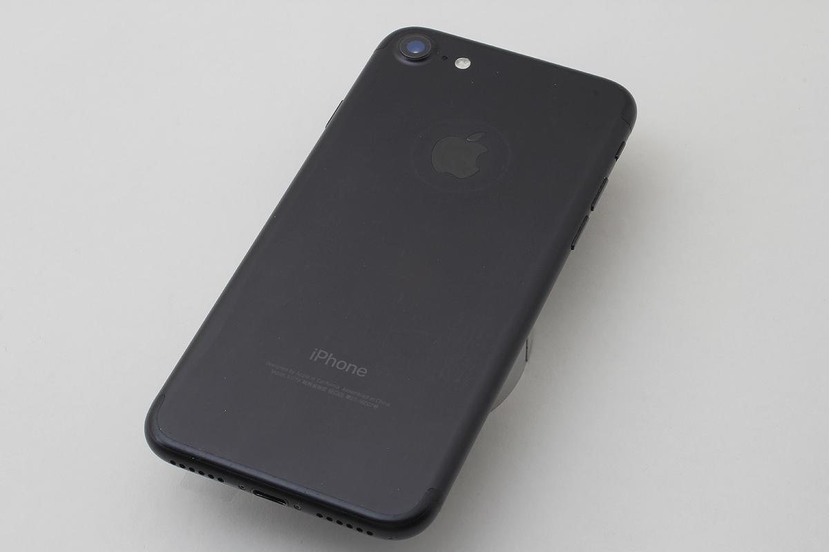 ★美品★iPhone 7 32GB ブラック(Docomo) 判定〇 バッテリー残量82% アクティベーションロック解除済 #7-81
