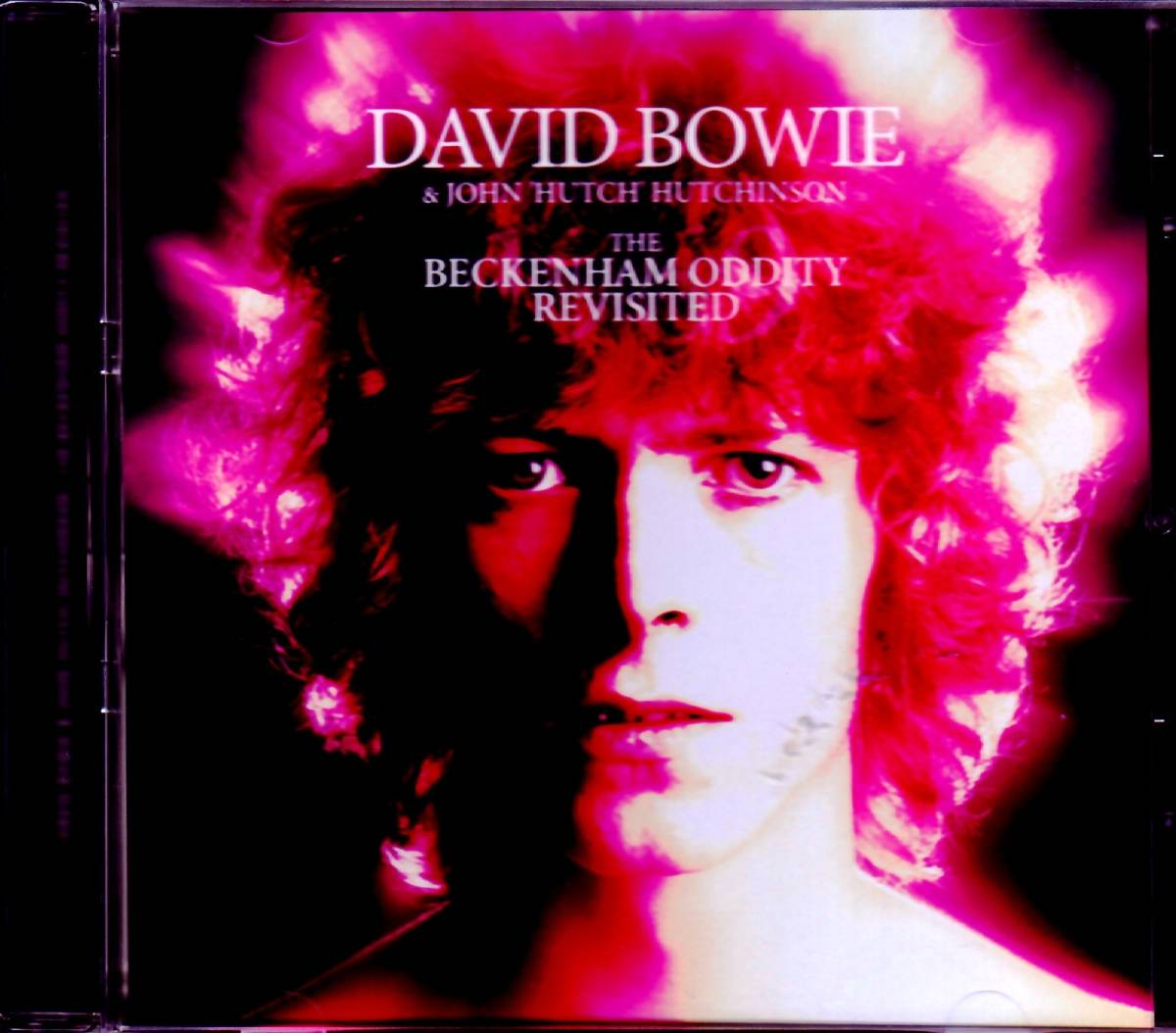 David Bowie デヴィッド・ボウイ/Beckenham Oddity Revisited