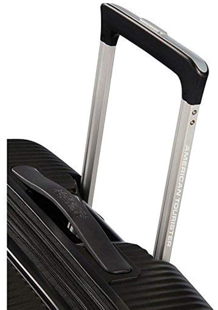 【定価59610円】新品・TSAロック搭載 [アメリカンツーリスター] スーツケース サウンドボックス スピナー ブラック 20インチ 機内持ち込可_画像5