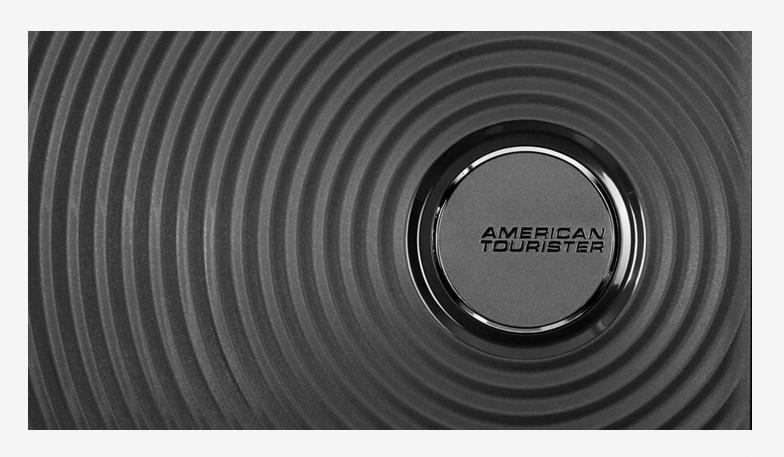 【定価59610円】新品・TSAロック搭載 [アメリカンツーリスター] スーツケース サウンドボックス スピナー ブラック 20インチ 機内持ち込可_画像7