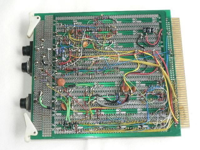 ■ Orange-98 ■ YMO レコーディング・サンプラー ■ PC9801拡張ボード仕様 ■_画像3