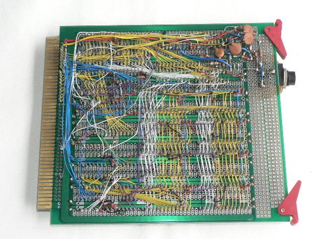 ■ Orange-98 ■ YMO レコーディング・サンプラー ■ PC9801拡張ボード仕様 ■_画像5