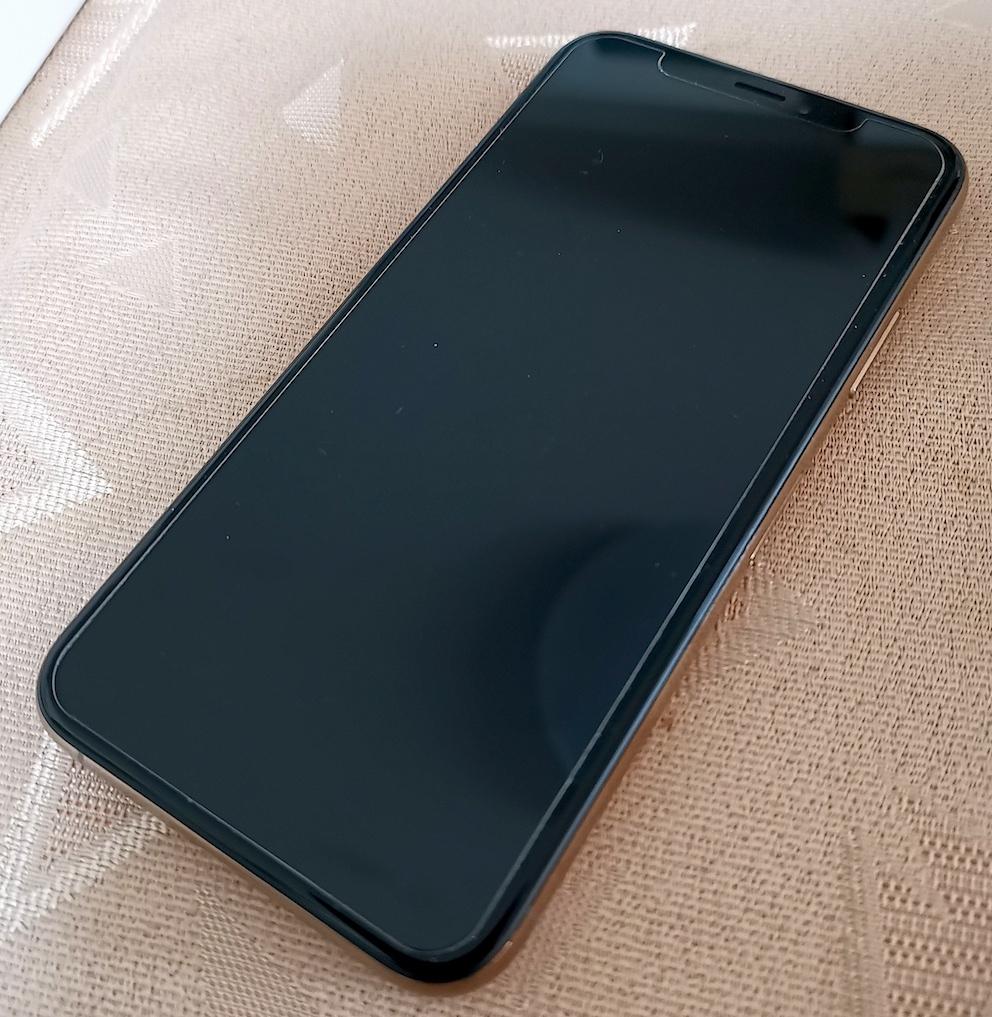 ◇ 極美品 iPhone XS 256GB ゴールド アップルストア正規品 SIMフリー ◇_画像2
