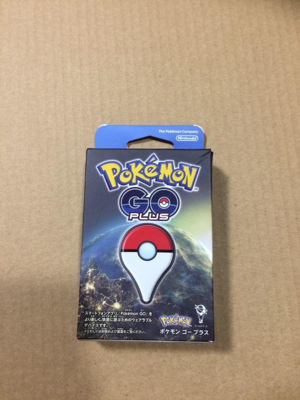 『新品』 Pokemon ポケモン go plus GO プラス ポケットモンスター