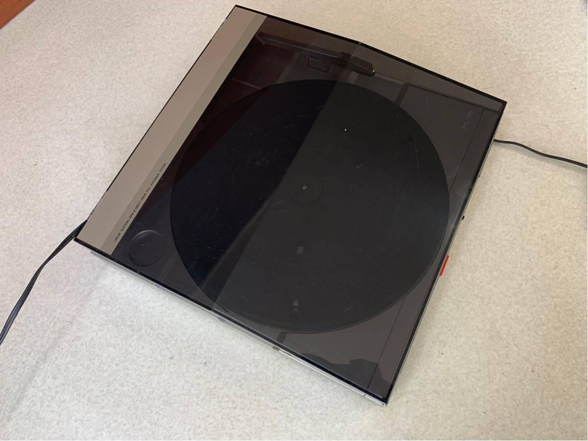 1円 動作品 レア品! Aurex ステレオ レコードプレーヤー SR-V51 音出し再生確認済み 売り切り_画像6