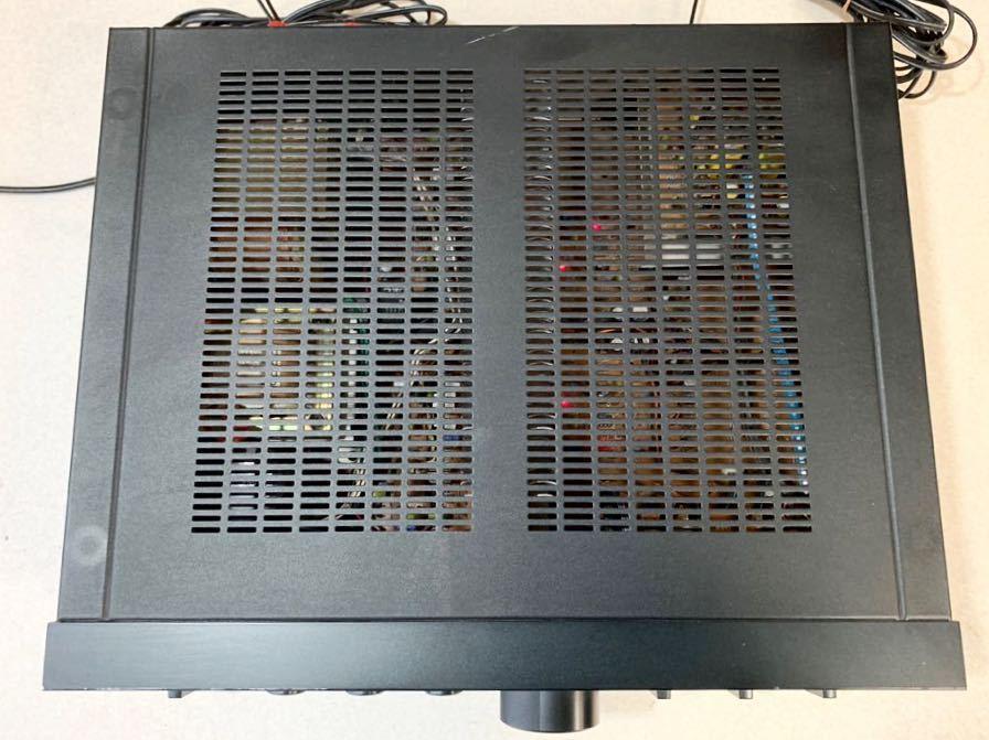 1円 動作品 ONKYO プリメインアンプ Integra インテグラ A-817RX 音出し動作確認済み 売り切り_画像5