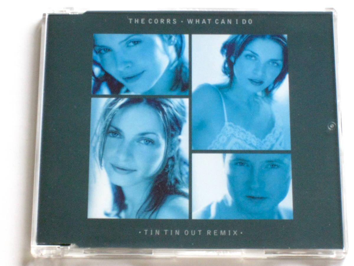 ザ・コアーズ /What Can I Do(ヨーロッパ盤CD)■ Tin Tin Out / The Corrs / Talk On Corners_画像1