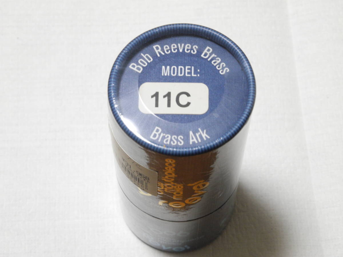 Bob Reeves Model 11C 細萓トロンボーン用マウスピース_画像5