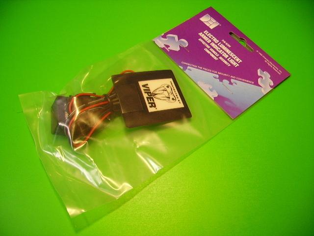ランサーエボリューションⅩ CZ4A★配線情報■ドミニクサイレン VIPER 620Vスキャナー ショックセンサー LEDランプ 汎用 純正キーレス連動_画像3