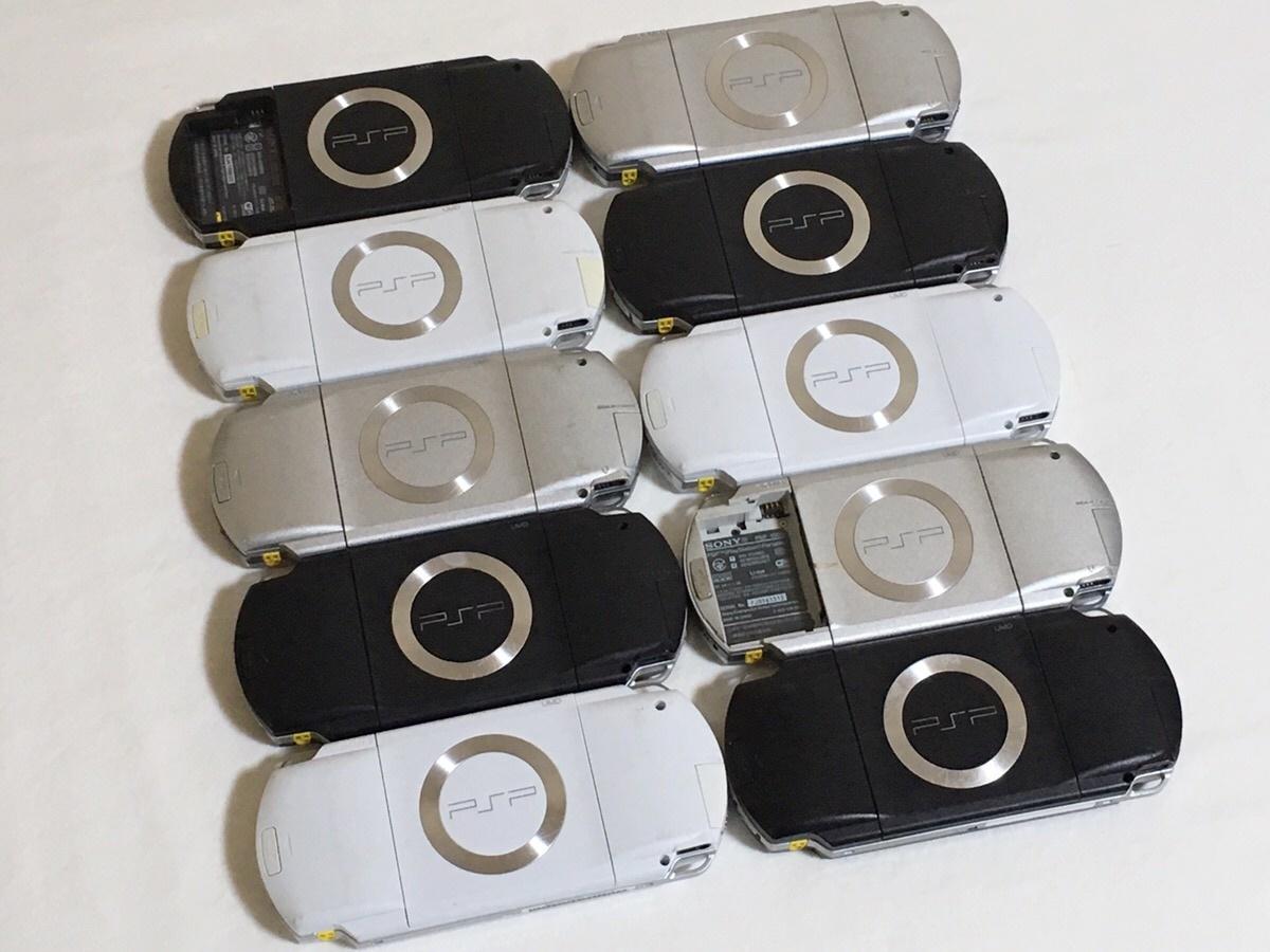 ★ジャンク★ SONY PSP-1000 本体 まとめて 10台セット ★1円スタート★_画像2